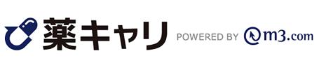 薬キャリ(エムスリーキャリア)のロゴ