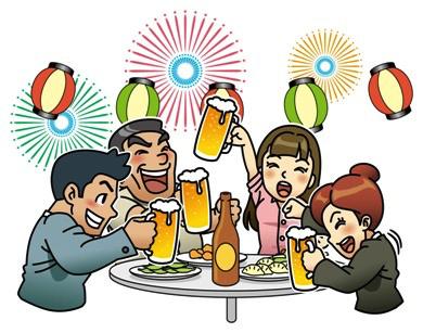 図2 宴会のイメージ